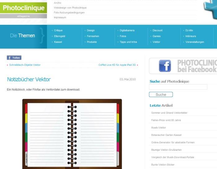 Vorlage   Notizbuchblog.de