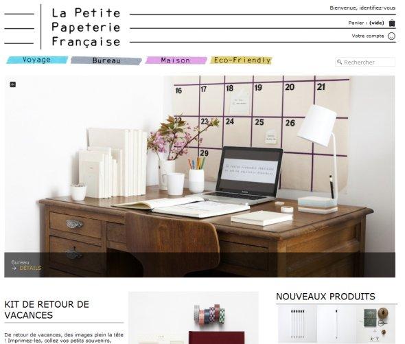 la petite papeterie francaise. Black Bedroom Furniture Sets. Home Design Ideas